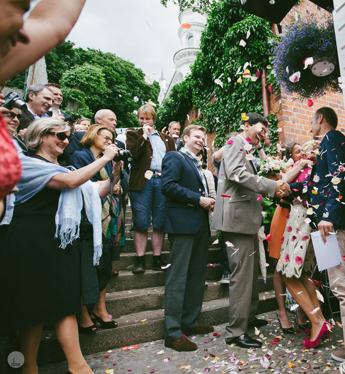 Chris and Klaus Strandperle Hamburg Germany wedding shot by dna photographers 198