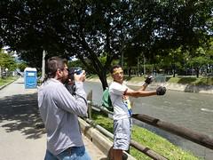 """""""Carrito Cultural"""" en Sonrío Medellín"""