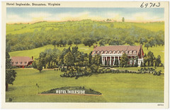 Hotel Ingleside, Staunton, Virginia