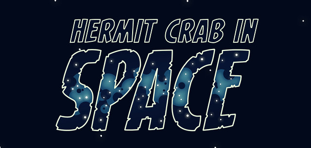 Hermit Crab in Space - PS Mobile