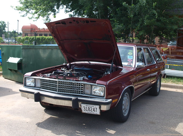 Ford Fairmont Wagon