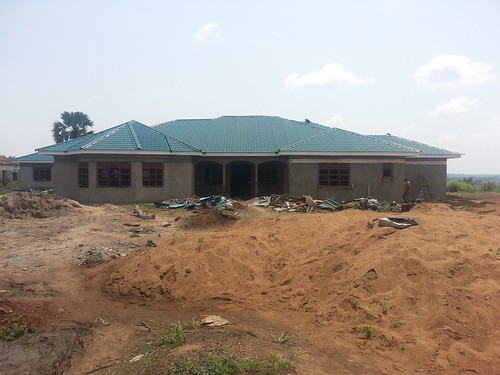 Brand new central government building in Nwoya which is promised to include multiple handicap accessible ramps