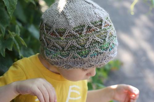 Leethal Adventure KAL Hat for Arlo