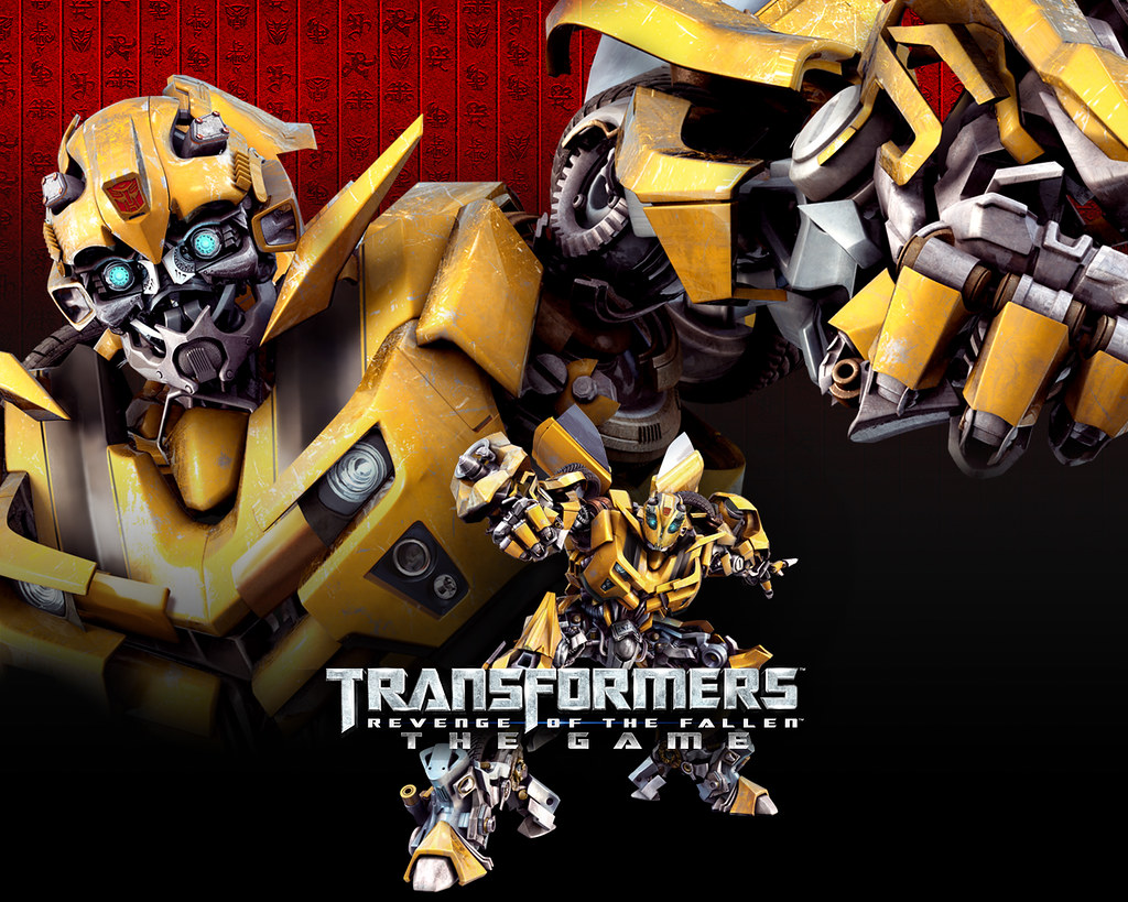 Transformers Revenge Of The Fallen Videojuego Wallpaper
