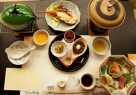 日本溫泉料理27