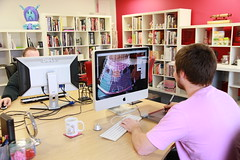 LCB Depot manages 29 workspaces for creatives at Phoenix Square