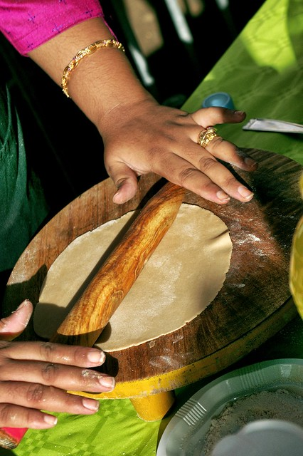 Essen Fingerfood La Réunion