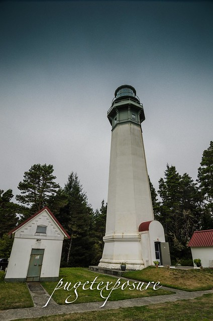 Grays Harbor Lighthouse, Westport Washington