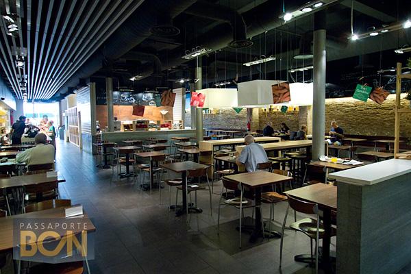 restaurante FrescCo, Barcelona