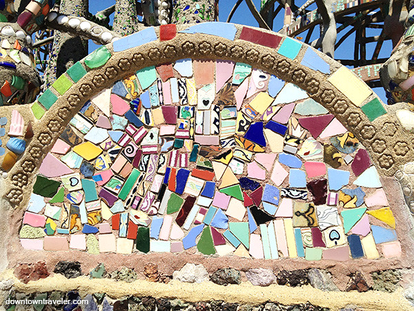 Los Angeles Watts Towers 7