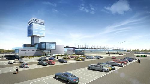 Torre Jarama RACE proyecto