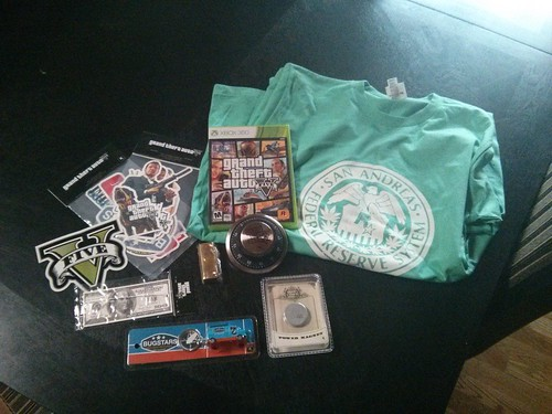 GTA 5 Prize Pack