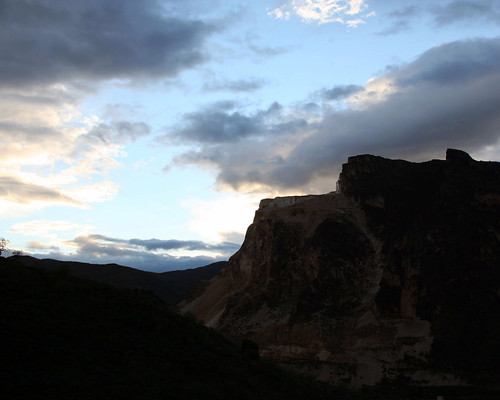 Almería - Cobdar - Paisajes La Piedra  37 15' 37 -2 12' 14