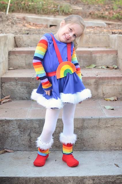 Rainbow Brite - Halloween 2013