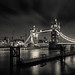Night By The Bridge by www.paulshearsphotography.com