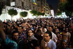 في الطريق إلى شارع محمد محمود