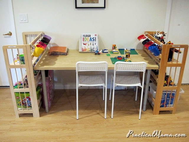 Diy lego table and storage img3886 save our new lego table or workstation was really easy solutioingenieria Gallery
