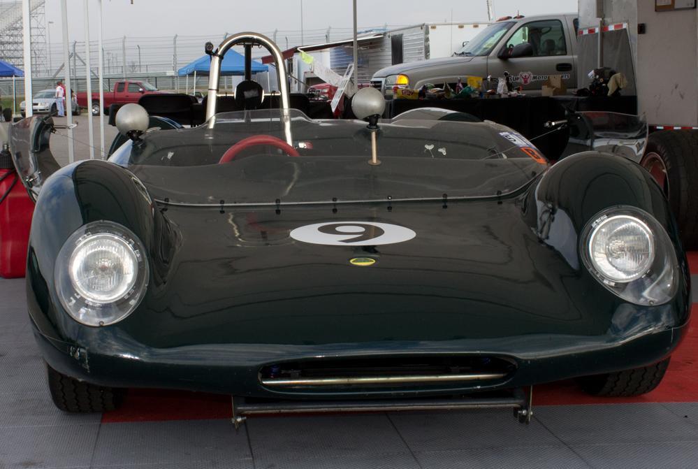 1962 Lotus 23 Green 2
