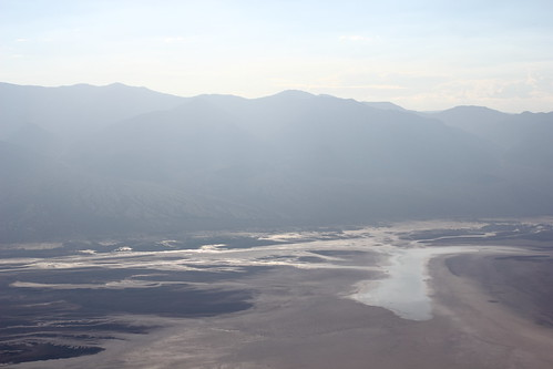 Badwater & mountains