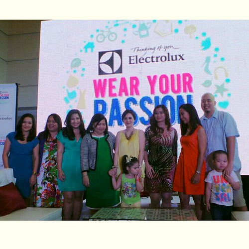 Electrolux Philippines #WearYourPassion