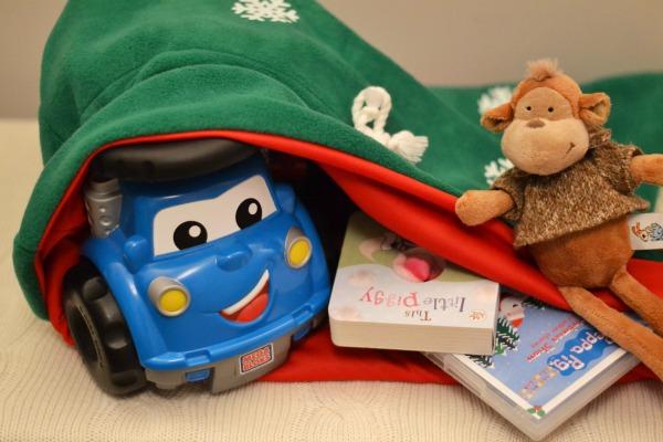 Personalised Child's Christmas Sack
