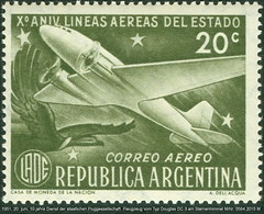 Argentina Stamps Postcards Maps
