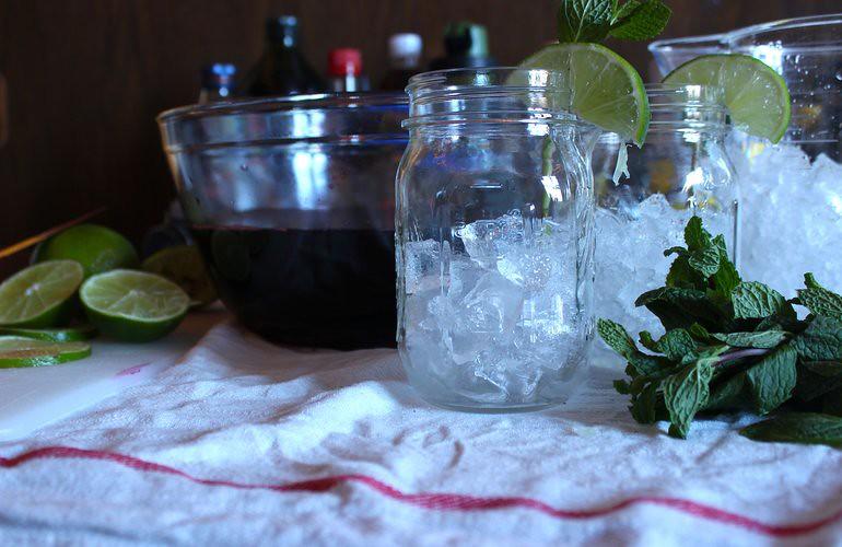 Clark Halpern Hibiscus Iced Tea