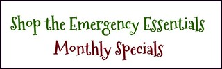 Emergency Essential Monthly 2