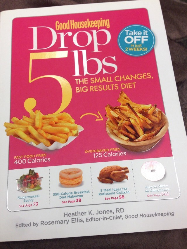 Drop 5 pounds