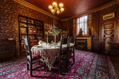 The Mark Twain Family Dining Room