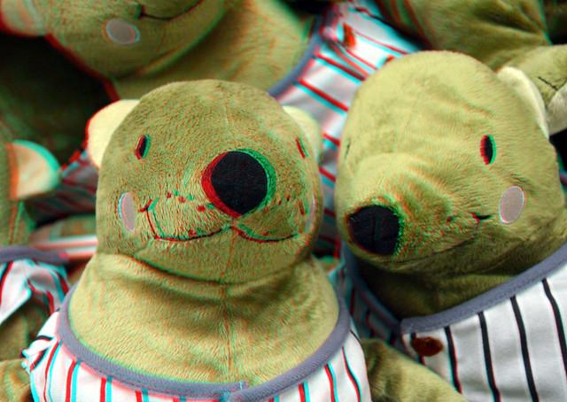 Ikea Stuffed Animals 3d Flickr Photo Sharing