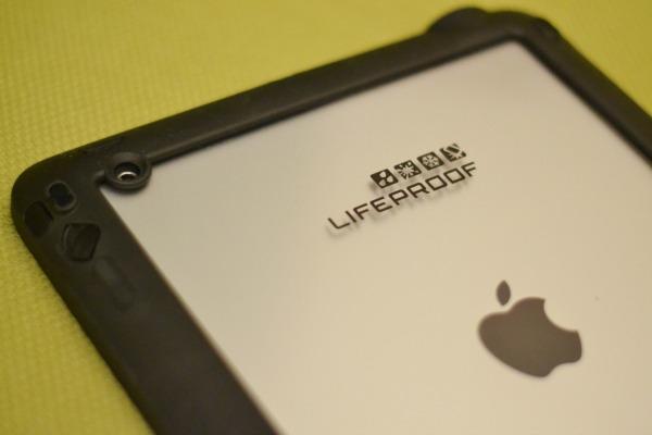 Lifeproof ipad cover