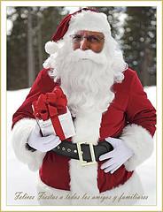 Santa Claus Manolo