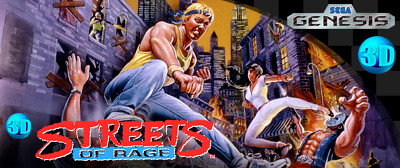 streets of rage logo