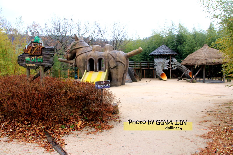 【慶州自由行】新羅千年公園|韓劇善德女王、花樣男子、韓國綜藝節目《2天1夜》外景場地 @GINA環球旅行生活|不會韓文也可以去韓國 🇹🇼