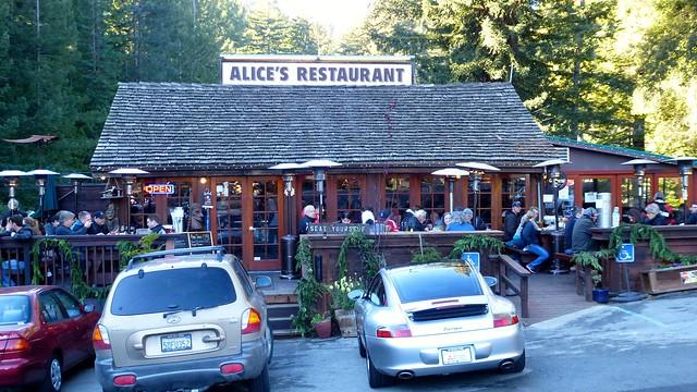 Image Result For Alice S Restaurant
