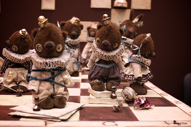 Art of doll (Moscow, december 2013) - 65