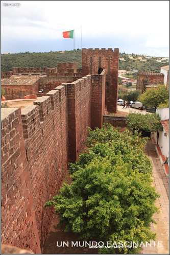 Castillo de Silves. Portugal.