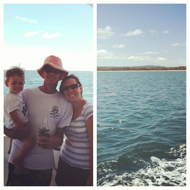 Fraser Island here we come! #debaugychristmasvacation #lachlangram #fraserislandcamping