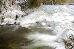Belfountain Falls