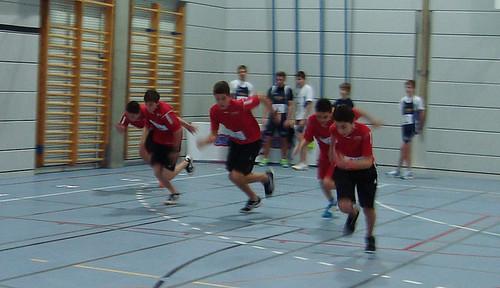 Leichtathletik-Nachwuchs