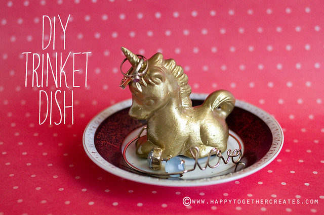 DIY Trinket Dish