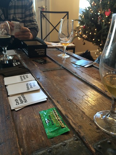 cards against humanity beer club