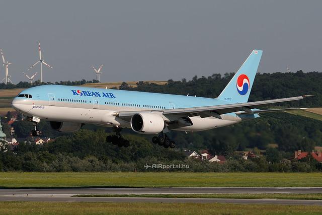 Újraindítja horvát charterjáratait a Korean Air