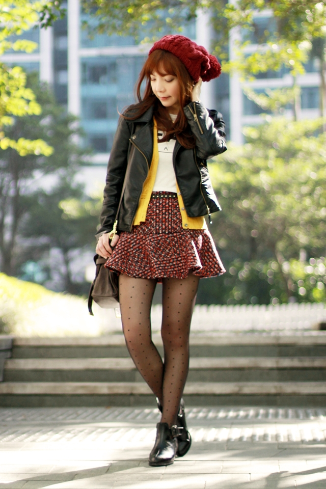 Tweed & Leather