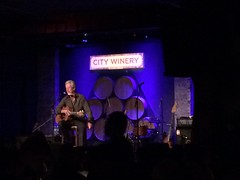 Blues legend John Hammond at City Winery by Guzilla