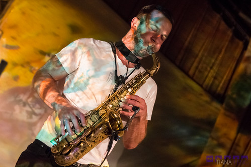 Colin Stetson @ Wavelength 14 Day 3 - Polish Combattants Hall 2/15/2014