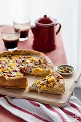 Brioche Galette Mango Rhubarb Passion Fruit (38)