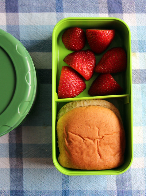 4th Grader BBQ Chicken Bento #891