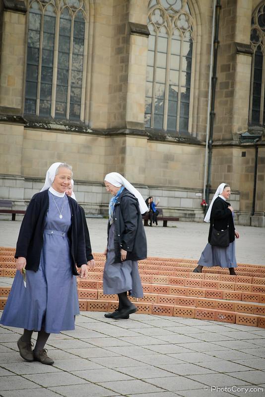 Nuns, Linz, Austria